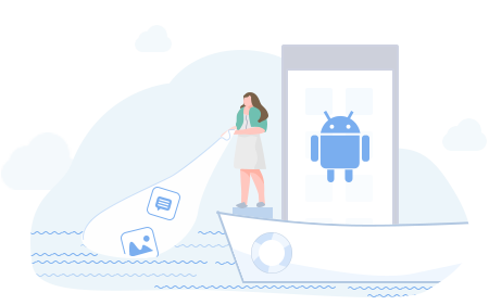 Android Data Recovery Download - Fully Supports Android Samsung