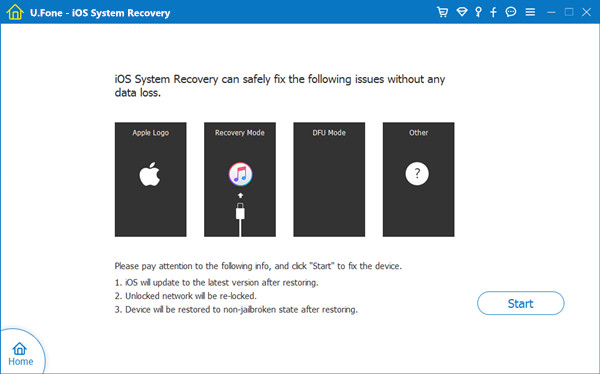 apple ipod stuck in recovery mode