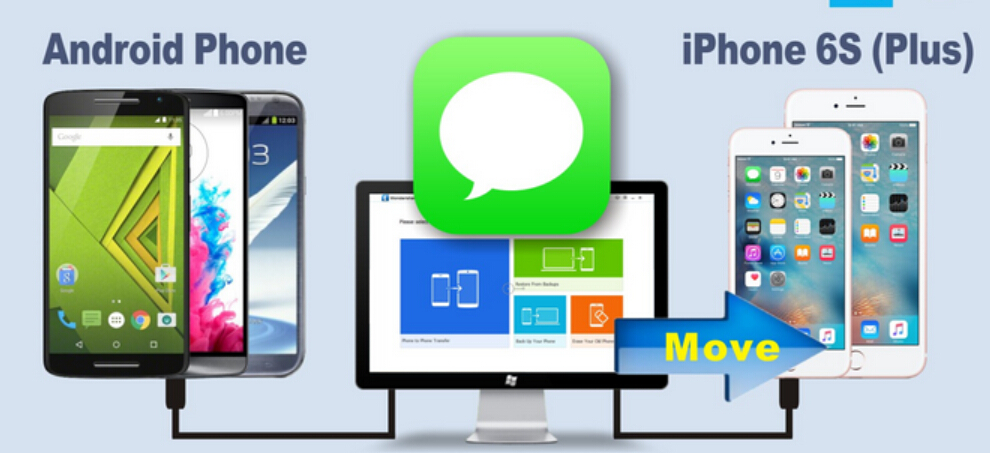 transfer sms from iphone to samsung