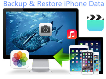 backup restore iphone music, photos, videos