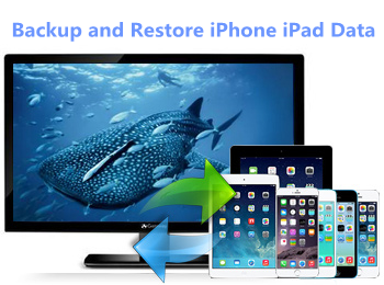 Backup \u0026 Restore Data for iPhone 8\/7\/6S\/6\/SE  SMS,Contacts,Photos,Notes,Apps