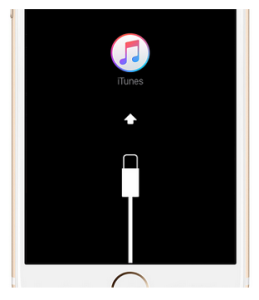 how to take iphone off recovery mode without restoring