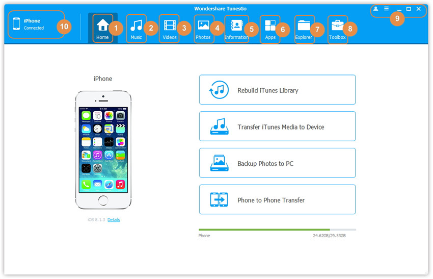 Transfer Music From Iphone To Computer Without Itunes Free