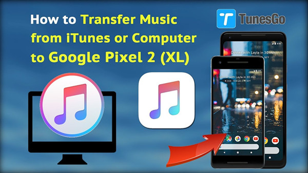 How to transfer pictures from google pixel to computer
