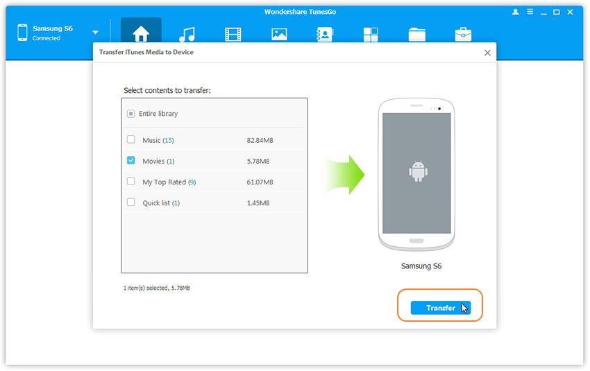 How To Transfer Music From Iphone To Samsung S
