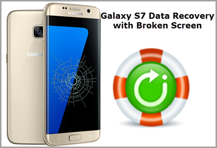 best service 64012 38e7c Samsung Data Recovery - How to Recover Data from Broken Galaxy S6/S6 ...