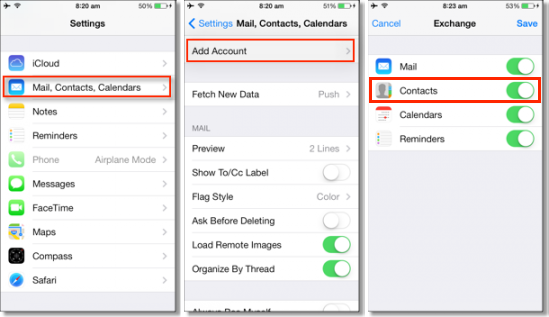 iphone contacts missing 4 solutions to recover lost contacts from iphone 8 11771