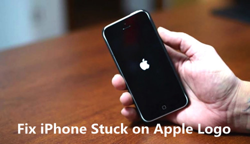 iphone 4 stuck on apple logo fixed ios 11 stuck on apple logo 3 ways to fix it 19293