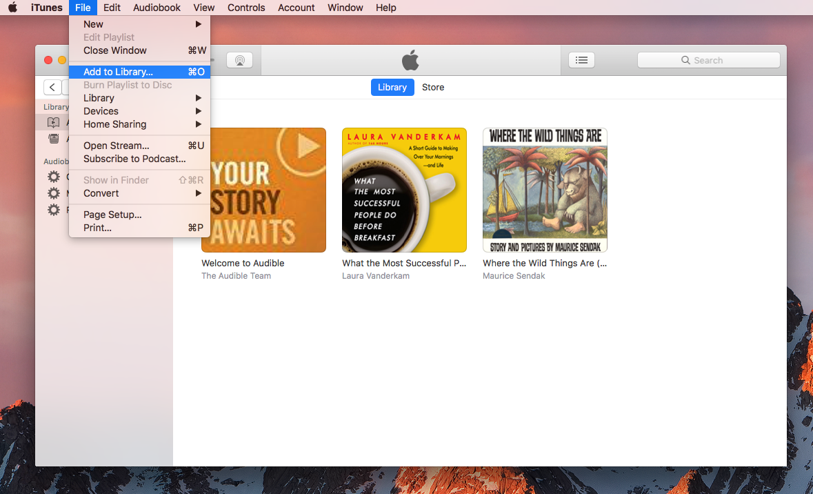 How to Download iTunes Audiobooks to Android