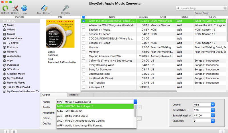 How to Import iTunes Audiobooks to MP3 Player