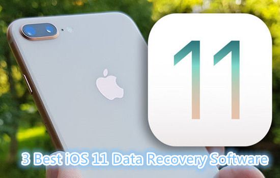 3 Best iOS 12/11 Data Recovery Software Review[2019]