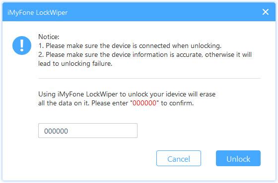 снятие блокировки экрана украденного iPhone
