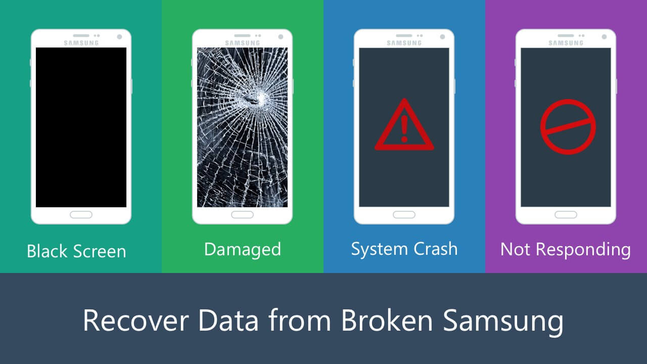 Fixed]Data Recovery on Samsung Galaxy with Broken Screen