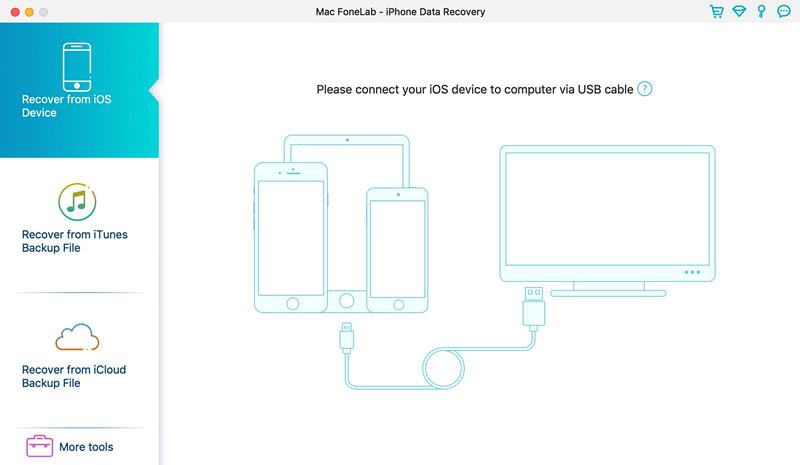 подключите iPhone 11 к компьютеру